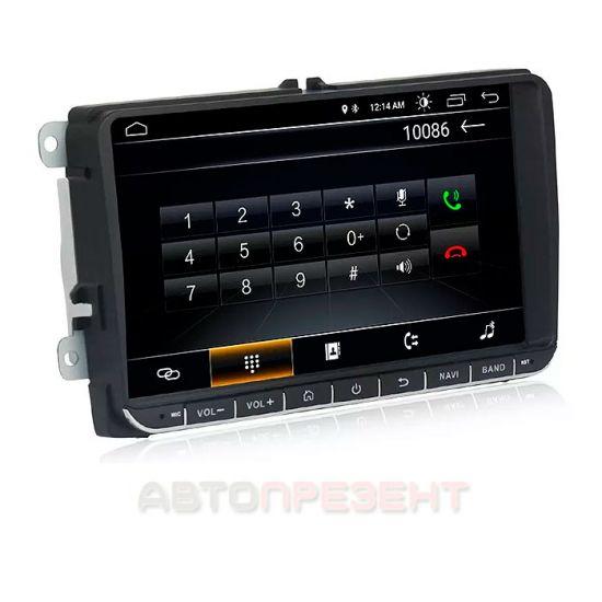 Штатная магнитола для Volkswagen, Skoda Android,DVD, GPS