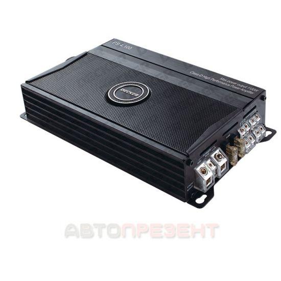Автомобільний підсилювач DECKER PS 4.100