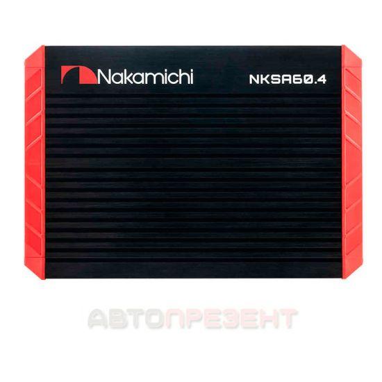 Автомобільний підсилювач Nakamichi NKSA60.4