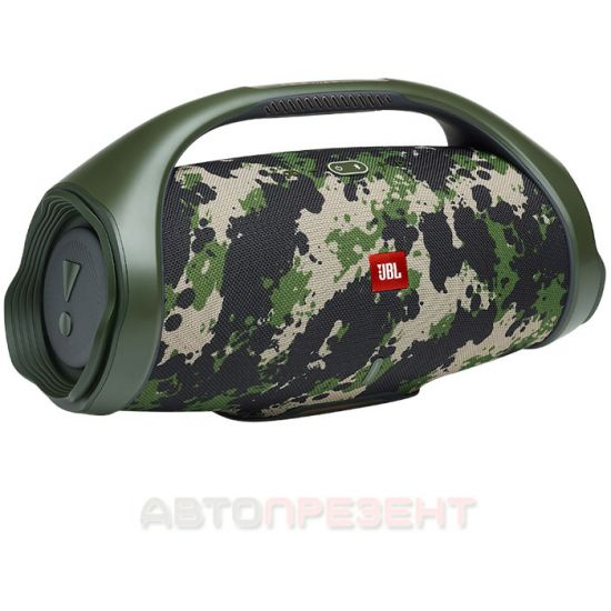 Портативная акустика JBL Boombox 2 Black (Original)