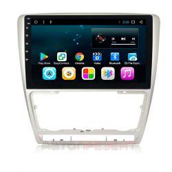 Штатна автомагнітола для Skoda Octavia A5 DVD, GPS