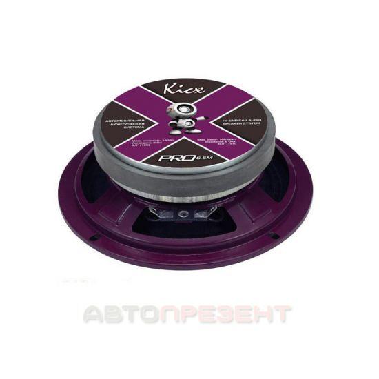 Автоакустика Kicx PRO 6.5M