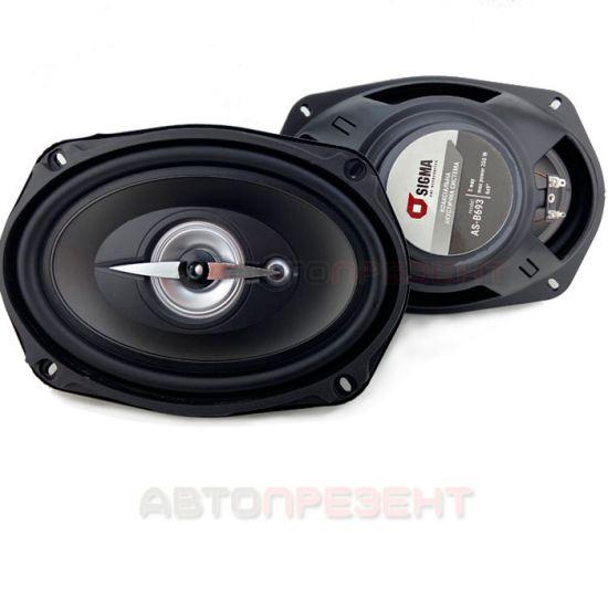 Автоакустика Sigma AS-B639
