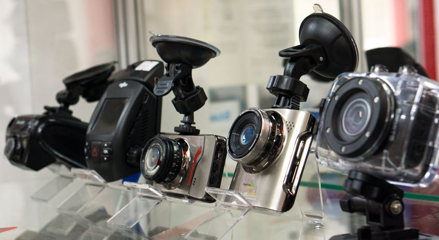 видеорегистраторы АвтоПрезент